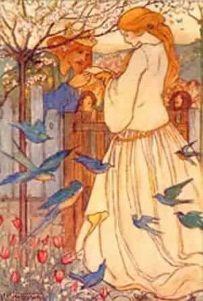 Maiden song 1910